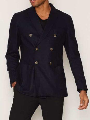Vigo Washed Flannel Blazer