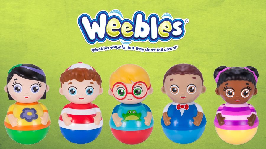 ADHD Weebles